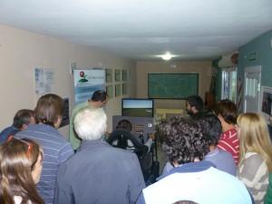 Sala del simulador